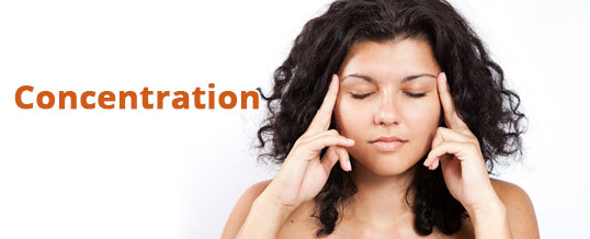 concentration consciousness